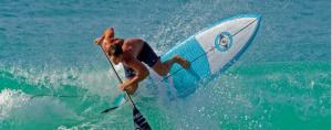 【流行】今年の夏は、新型サーフィン「SUP」で遊び尽くせ!