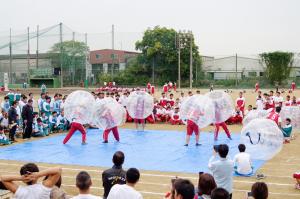 東大阪大学柏原高等学校バブルボール3