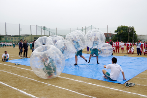 東大阪大学柏原高等学校バブルボール2
