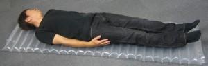 簡易寝袋8